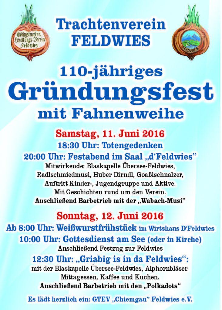 Feldwies_110_Gruendungsfest